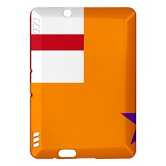 Flag Of The Orange Order Kindle Fire Hdx Hardshell Case by abbeyz71