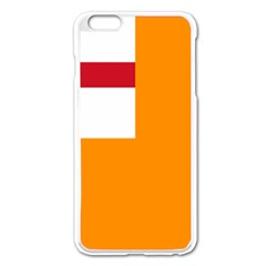 Flag Of The Orange Order Apple Iphone 6 Plus/6s Plus Enamel White Case by abbeyz71