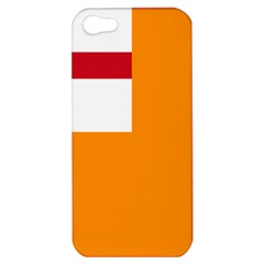 Flag Of The Orange Order Apple Iphone 5 Hardshell Case by abbeyz71