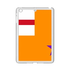 Flag Of The Orange Order Ipad Mini 2 Enamel Coated Cases by abbeyz71