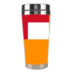 Flag Of The Orange Order Stainless Steel Travel Tumblers by abbeyz71