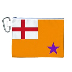 Flag Of The Orange Order Canvas Cosmetic Bag (l) by abbeyz71