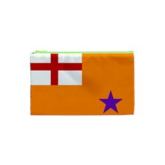 Flag Of The Orange Order Cosmetic Bag (xs) by abbeyz71