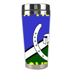 Flag Of The Irish Traveller Movement Stainless Steel Travel Tumblers by abbeyz71