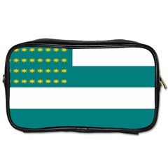 Flag Of Fenian Brotherhood Toiletries Bags 2 Side by abbeyz71
