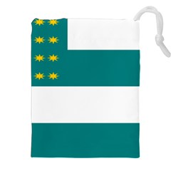 Flag Of Fenian Brotherhood Drawstring Pouches (xxl) by abbeyz71