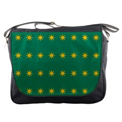 32 Stars Fenian Flag Messenger Bags by abbeyz71