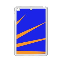 Sunburst Flag Ipad Mini 2 Enamel Coated Cases by abbeyz71