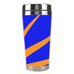 Sunburst Flag Stainless Steel Travel Tumblers by abbeyz71