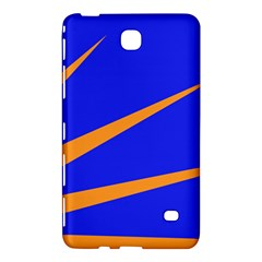 Sunburst Flag Samsung Galaxy Tab 4 (7 ) Hardshell Case  by abbeyz71