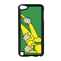 Starry Plough Flag  Apple Ipod Touch 5 Case (black) by abbeyz71