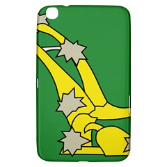 Starry Plough Flag  Samsung Galaxy Tab 3 (8 ) T3100 Hardshell Case  by abbeyz71