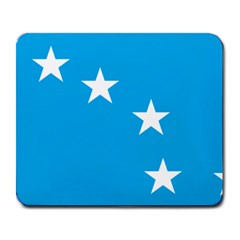 Starry Plough Flag Large Mousepads by abbeyz71