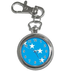 Starry Plough Flag Key Chain Watches by abbeyz71