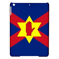 Flag Of The Ulster Nation Ipad Air Hardshell Cases by abbeyz71