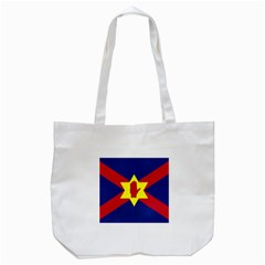 Flag Of The Ulster Nation Tote Bag (white) by abbeyz71