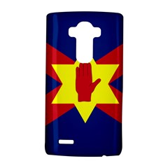 Flag Of The Ulster Nation Lg G4 Hardshell Case by abbeyz71