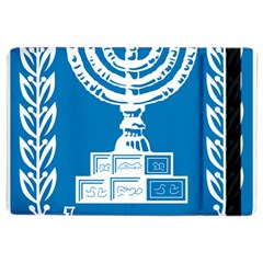 Emblem Of Israel Ipad Air 2 Flip by abbeyz71