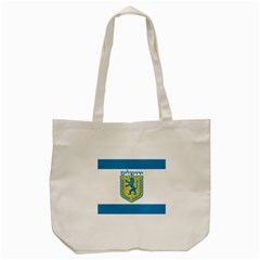 Flag Of Jerusalem Tote Bag (cream) by abbeyz71