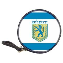 Flag Of Jerusalem Classic 20 Cd Wallets by abbeyz71