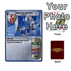 Heroscape Heroes 1 By Hassenfieffer   Playing Cards 54 Designs   Bzdxqhhaacf2   Www Artscow Com Front - Diamond9