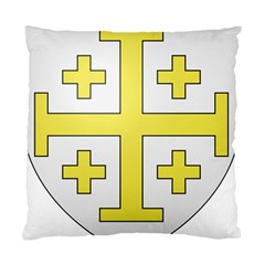 The Arms Of The Kingdom Of Jerusalem  Standard Cushion Case (two Sides) by abbeyz71
