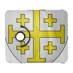 The Arms Of The Kingdom Of Jerusalem  Galaxy S3 (flip/folio) by abbeyz71