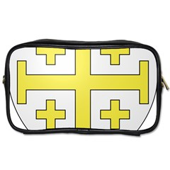 The Arms Of The Kingdom Of Jerusalem Toiletries Bags 2 Side by abbeyz71