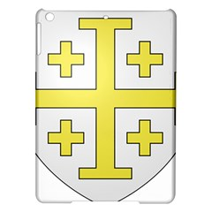 The Arms Of The Kingdom Of Jerusalem Ipad Air Hardshell Cases by abbeyz71