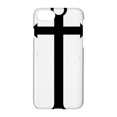 Anchored Cross Apple Iphone 7 Hardshell Case by abbeyz71