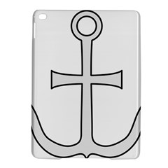 Anchored Cross  Ipad Air 2 Hardshell Cases by abbeyz71