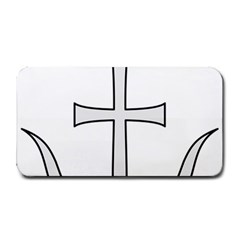 Anchored Cross Medium Bar Mats by abbeyz71