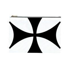 Bolnisi Cross Cosmetic Bag (large)  by abbeyz71