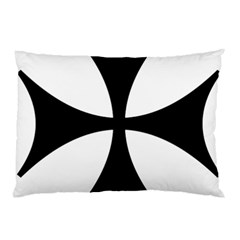 Bolnisi Cross Pillow Case (two Sides) by abbeyz71