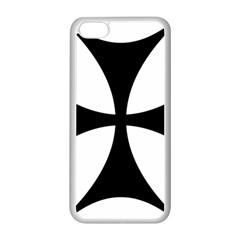 Bolnisi Cross Apple Iphone 5c Seamless Case (white) by abbeyz71