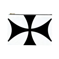 Bolnisi Cross Cosmetic Bag (large)  by abbeyz71
