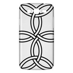 Carolingian Cross Samsung Galaxy Mega 5 8 I9152 Hardshell Case  by abbeyz71