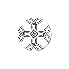 Carolingian Cross Golf Ball Marker by abbeyz71