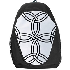Carolingian Cross Backpack Bag by abbeyz71