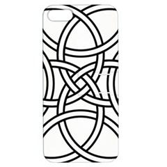 Carolingian Cross Apple Iphone 5 Hardshell Case With Stand by abbeyz71