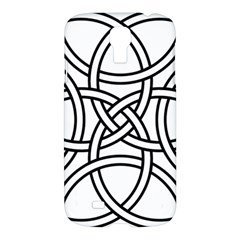 Carolingian Cross Samsung Galaxy S4 I9500/i9505 Hardshell Case by abbeyz71