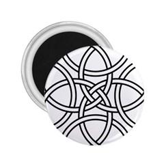 Carolingian Cross 2 25  Magnets by abbeyz71
