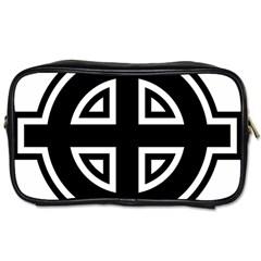 Celtic Cross Toiletries Bags by abbeyz71