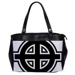 Celtic Cross Office Handbags by abbeyz71