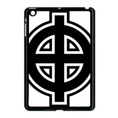 Celtic Cross Apple Ipad Mini Case (black) by abbeyz71