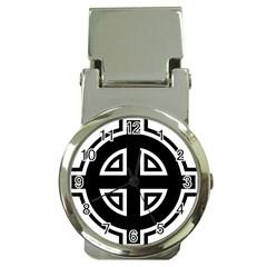 Celtic Cross Money Clip Watches by abbeyz71