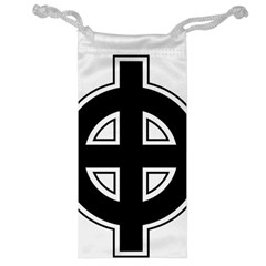 Celtic Cross Jewelry Bag by abbeyz71