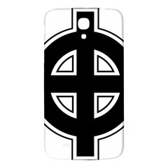 Celtic Cross Samsung Galaxy Mega I9200 Hardshell Back Case by abbeyz71