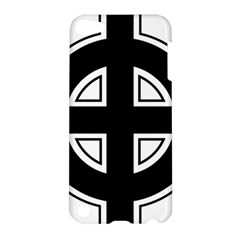 Celtic Cross Apple Ipod Touch 5 Hardshell Case by abbeyz71