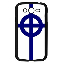 Celtic Cross  Samsung Galaxy Grand Duos I9082 Case (black) by abbeyz71